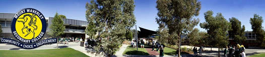 Mount Waverley Secondary College - Middle/senior Campus - Education Directory