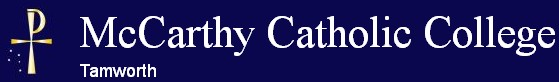 McCarthy Catholic College Tamworth - Education Directory