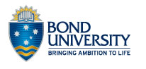 Faculty of Law Bond University - Education Directory