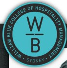 William Blue College of Hospitality Management - Education Directory