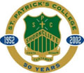 St Patrick's College Secondary - Education Directory