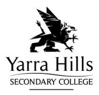 Yarra Hills Secondary College - Education Directory