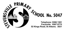 Stevensville Primary School - Education Directory