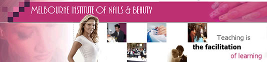 Melbourne Institute of Nails  Beauty - Education Directory
