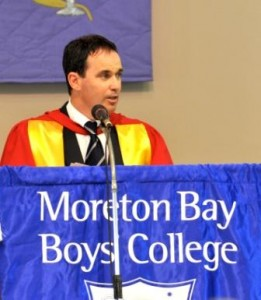 Moreton Bay Boys' College - Education Directory