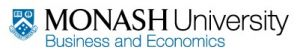 Faculty of Business and Economics - Monash University - Education Directory