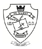 St Mary's Primary School Warren - Education Directory