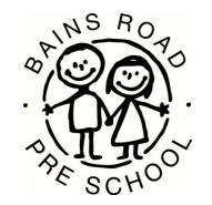 Bains Road Preschool - Education Directory