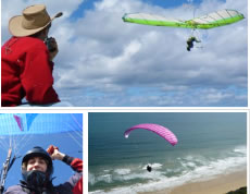 Adventure Air Sports - Paragliding Training - Education Directory
