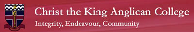 Christ the King Anglican College - Education Directory