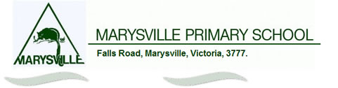 Marysville Primary School - Education Directory