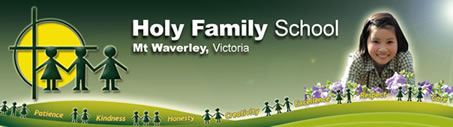 Holy Family Primary School Mt Waverley - Education Directory