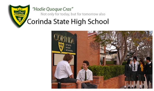 Corinda State High School - Education Directory