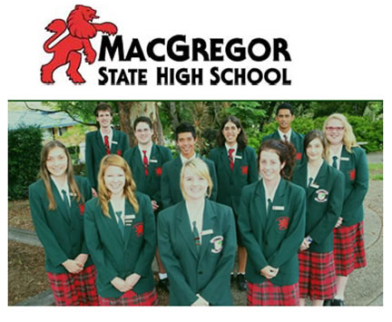 MacGregor State High School - Education Directory