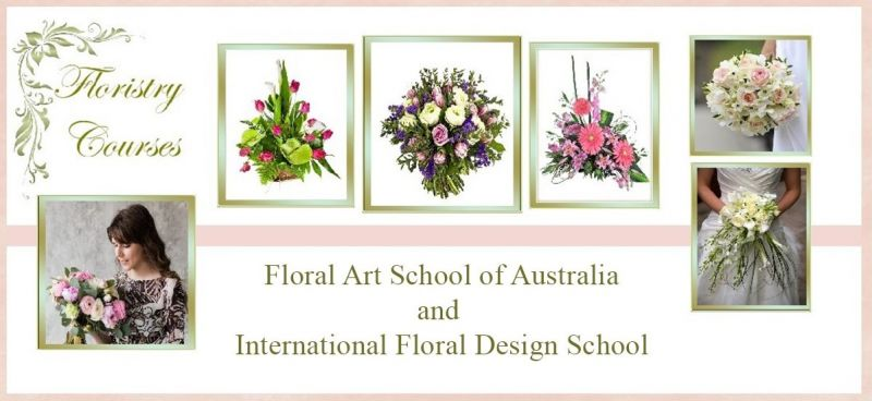 Floral Art School of Australia - Education Directory