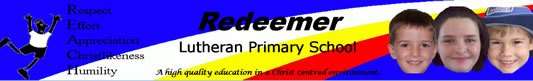 Redeemer Lutheran Primary School - Education Directory