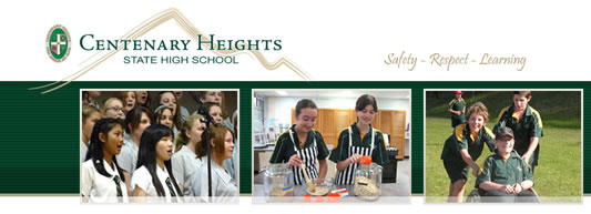 Centenary Heights State High School - Education Directory
