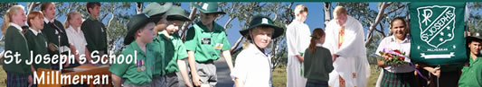 St Joseph's Catholic School Millmerran - Education Directory