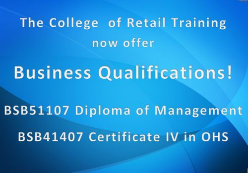College of Retail Training - Education Directory