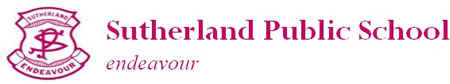 Sutherland Public School - Education Directory