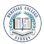 Christadelphian Heritage College Sydney - Education Directory