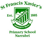 St Francis Xavier's Primary School Narrabri - Education Directory
