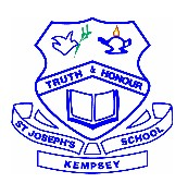 St Joseph's Primary School West Kempsey - Education Directory