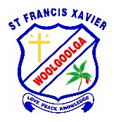 St Francis Xavier Primary School Woolgoolga - Education Directory