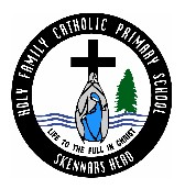 Holy Family Catholic Primary School Skennars Head - Education Directory