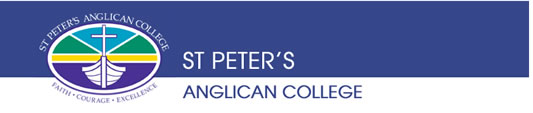 St Peter's Anglican College