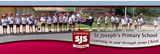 St Joseph's Primary School Culcairn - Education Directory