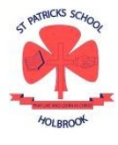 St Patrick's Primary School Holbrook - Education Directory
