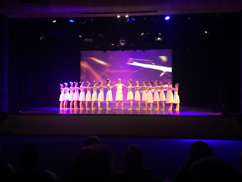 Dianne McLellan Dancers - Education Directory