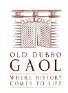 Old Dubbo Gaol - Education Directory