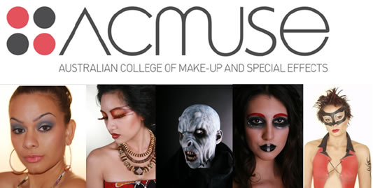 Australian College of Make-up and Special Effects - Education Directory